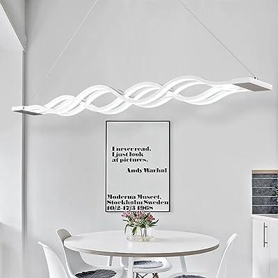Moderne Led Suspension Luminaire Design Plafond Suspension Lampe