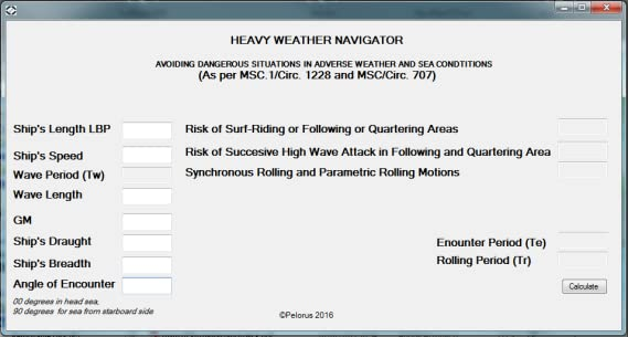 Amazon com: Heavy Weather Navigator [Download]: Software