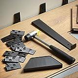 hothuimin Laminate Wood Flooring Installation Kit