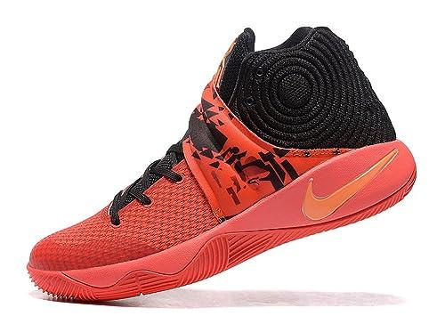 Men s Kyrie Irving Basketball Shoes Kyrie 2 Orange Black  Amazon.ca ... 0e5dcf5212