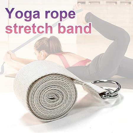 Seasaleshop Correa de Yoga, Ideal para posturas difíciles ...