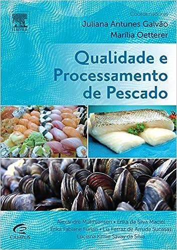 Book Qualidade e Processamento de Pescado