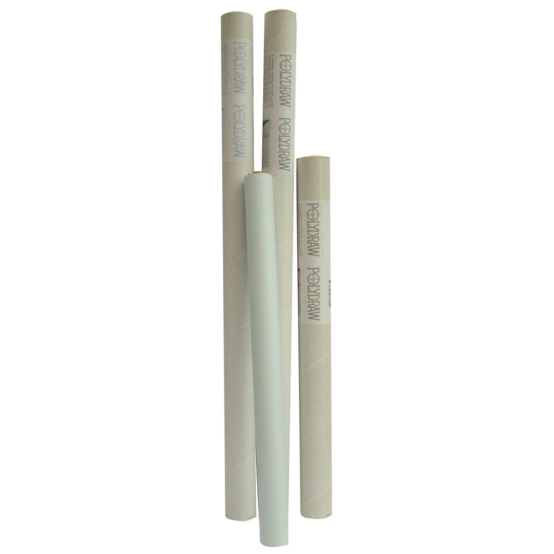 Polydraw 841mm x 10m 75 Micron Double Matt Roll West Design FLM430440