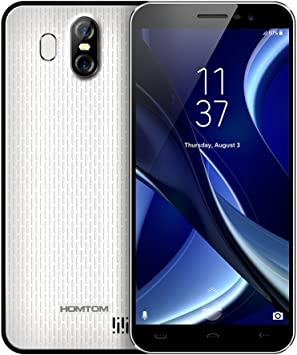 HOMTOM S16 -Smartphone 5.5 Pulgadas 18: 9 HD IPS Pantalla Táctil ...