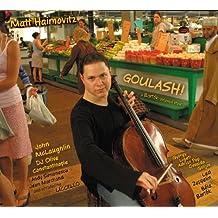 Goulash! - music of Bartok, Ligeti, Golijov, Zeppelin and more