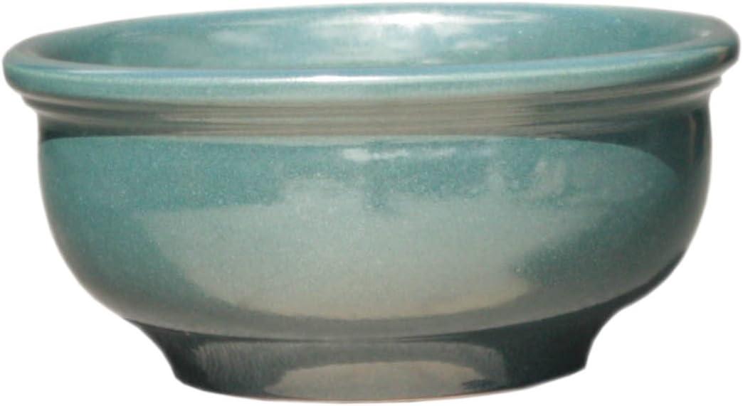 Made in Germany wei/ß Innen Hentschke Keramik Pflanztopf//Pflanzk/übel frostsicher /Ø 38 x 45 cm 332.045.04 Blumenk/übel f/ür Drau/ßen