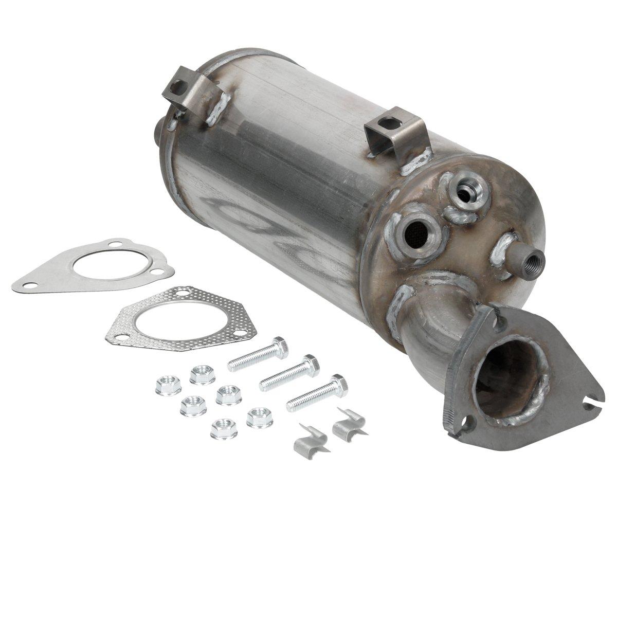 Kit de montaje ECD Germany Filtro de part/ículas diesel para auto