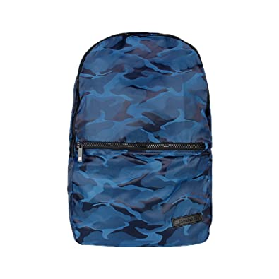 271a4117ca London Rag Women s Navy Camo Military Print Backpack  Amazon.in  Shoes    Handbags