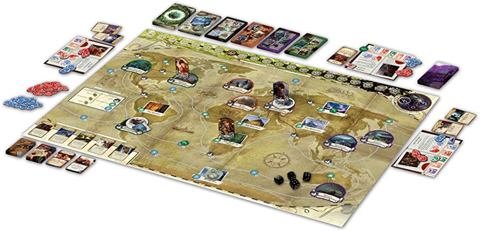 Fantasy Flight Games Eldritch Horror, Talla única (FFEH01): Amazon.es: Juguetes y juegos