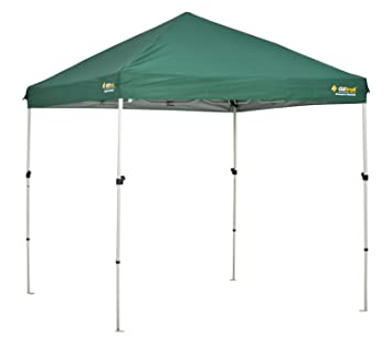 Oztrail - Compact Gazebo 240 x 240cm ground and canopy coverage (MPG-G24-  sc 1 st  Amazon UK & Oztrail - Compact Gazebo 240 x 240cm ground and canopy coverage ...