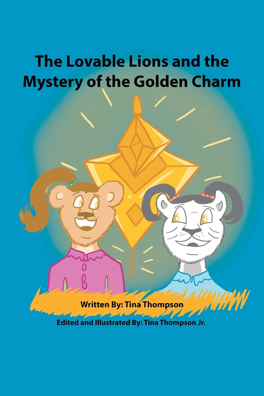 Download The Lovable Lions and the Mystery of the Golden Charm PDF