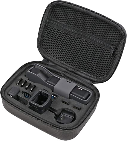 SUREWO Surface-Waterproof Carrying Case Compatible with DJI Osmo Pocket Small