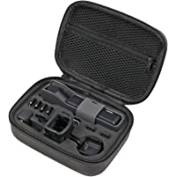 Small Osmo Pocket Portable Surface-Waterproof Carrying Case Accessories Protective Travel Bag Compatible with DJI Osmo Pocket
