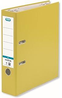 Elba Rado Top - Archivador palanca forrado en polipropileno/papel, A4, L80 mm
