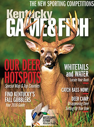 Best Price for Kentucky Game & Fish Magazine Subscription