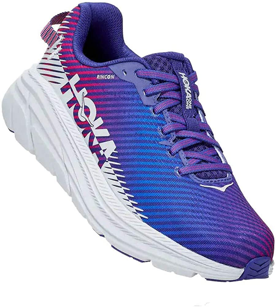Hoka One One Womens Rincon 2 Textile Synthetic Trainers