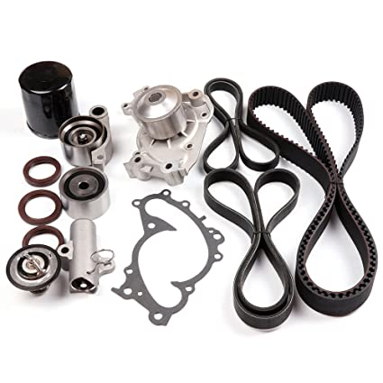 Amazon Com Scitoo Timing Belt Water Pump Kit Fits 02 10 Toyota