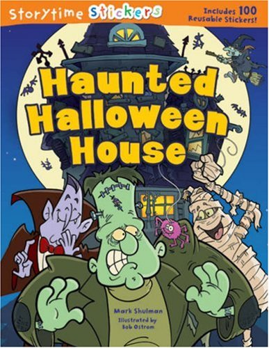 Storytime Stickers: Haunted Halloween -