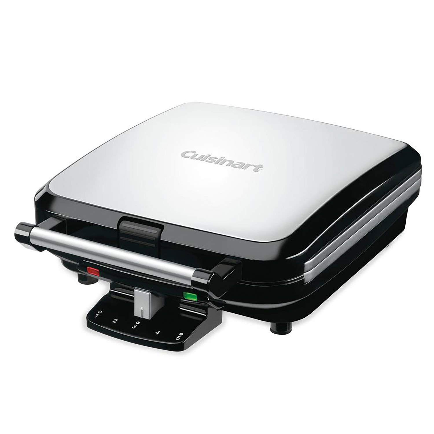 Cuisinart WAF-150FR 4 Slice Belgian Waffle Maker (Certified Refurbished)