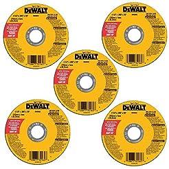 DEWALT DW8062B5 4-1/2-Inch by 0.045-Inch...