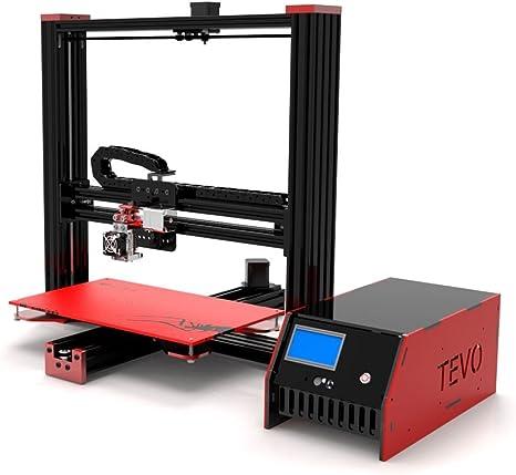 tevo Black Widow Impresora 3d montar con BL Touch autoleveling ...
