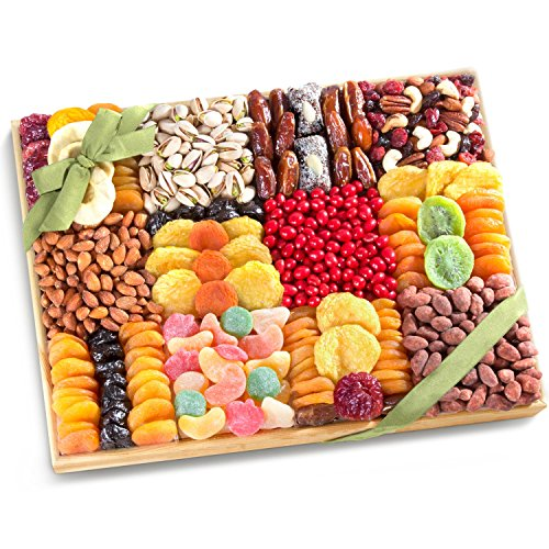 Summer Extravagance Ultimate Dried Fruit & Nut Tray