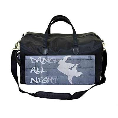 Dance All Night Wall Art Weekender/Overnighter Bag