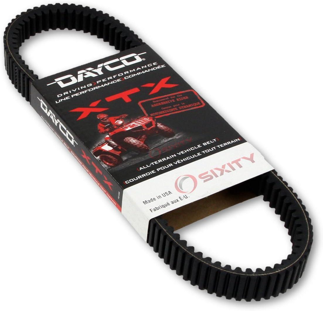 2014 Polaris Ranger 900 XP EPS Browning LE Drive Belt Dayco XTX ATV OEM Upgrade Replacement Transmission Belts