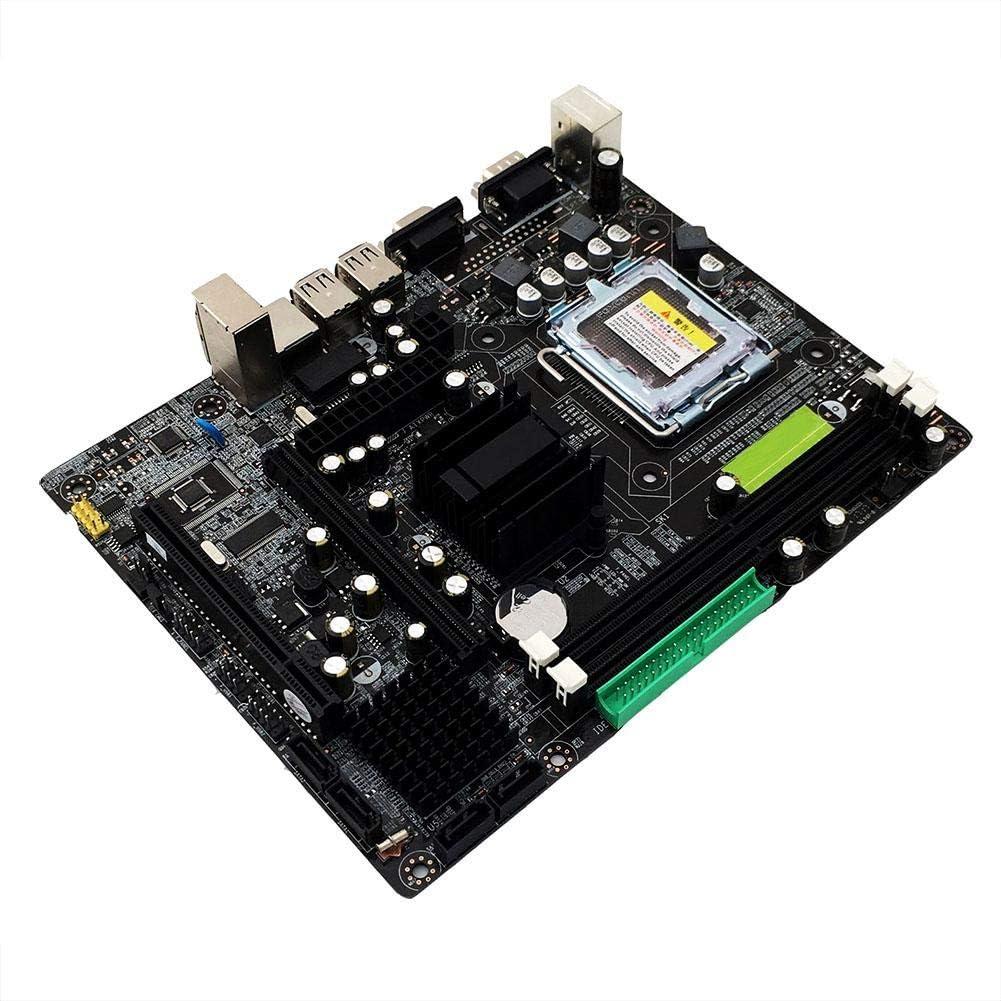 945GC Desktop Computer Motherboard LGA-775 ddr2 Integrated Chip Graphics//Sound Card//Network Card 4G Memory DDR2