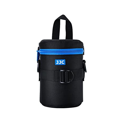 Review JJC Deluxe Lens Case