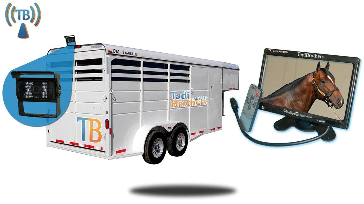Horse Trailer Camera System: Top 3 Best Camera