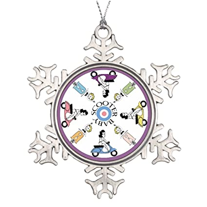 Western Christmas Tree Decorations.Amazon Com Hey Jude Western Christmas Snowflake Ornaments