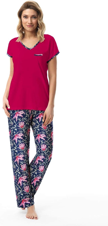e.FEMME Pijama Sabrina para mujer