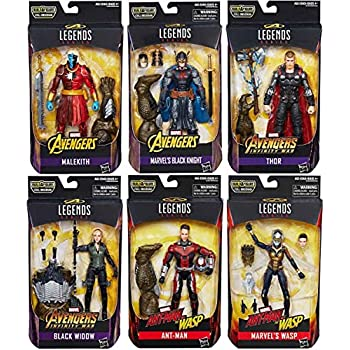 Amazon Com Avengers Infinity War Marvel Legends 6 Inch