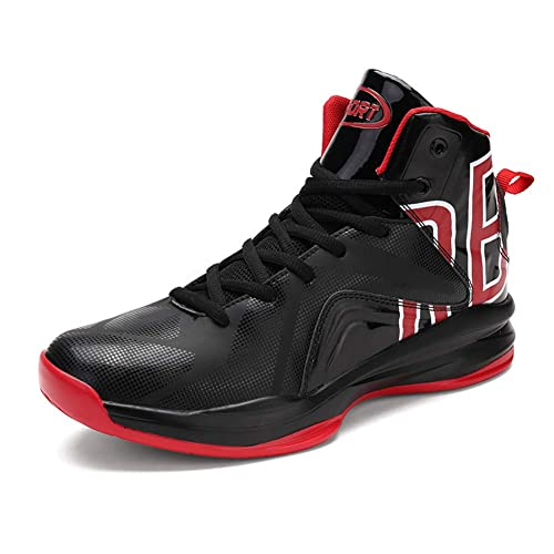 75144c83548f5 COSDN Men's Stylish High-Top Performance Non-Slip Basketball Shoes Sports  Running Tennis Walking Sneakers(US:6.5~12