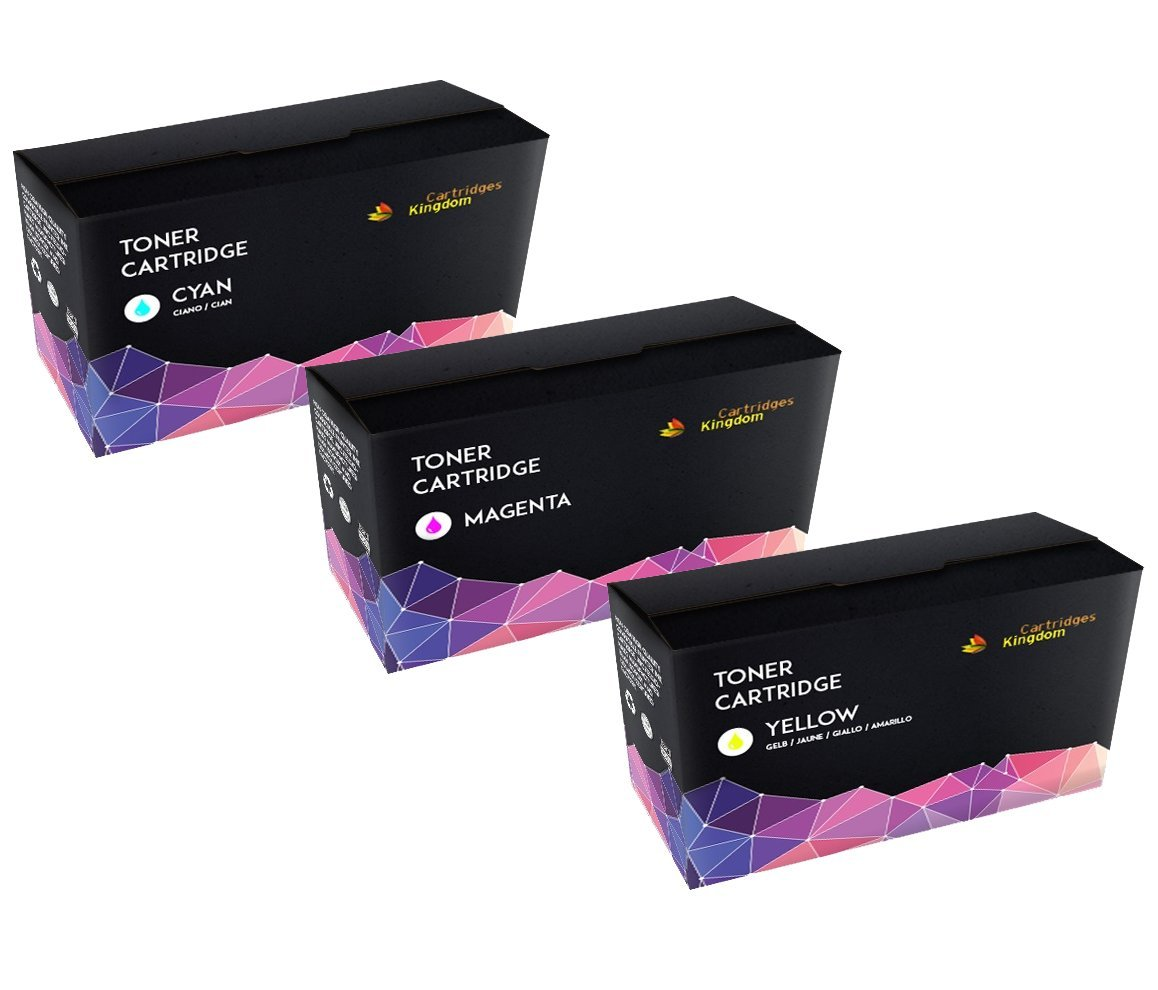 3 COLOR Cartuchos de C810n tóner láser compatibles para Oki C810 C810cdtn C810dn C810n de C830 C830cdtn C830dn C830n fc52b2