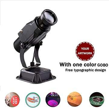 Proyector De Imagen LED Personalizado De 15W con Zoom Manual Y ...