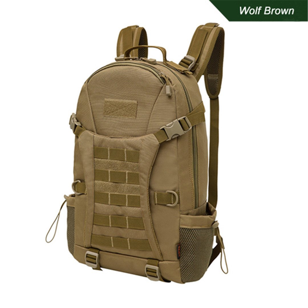 Amazon.com : Tactical Backpack Camouflage Hunting Molle Back Pack Waterproof Oxford Military Backpack Outdoor Mochilas Militar Equipment ACU Digital 30 ...