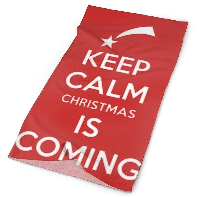 Keep Calm Christmas Is Coming.Mydufish Headbands Keep Calm Christmas Is Coming Headband