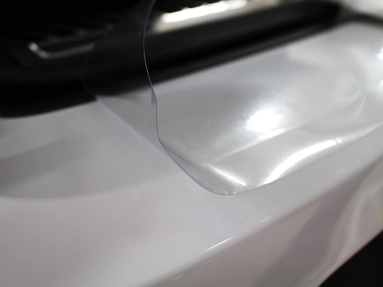 Finest-Folia L06 Ladekantenschutz Lackschutzfolie inklusive Rakel /& Filz passgenauer Zuschnitt f/ür Ihr Fahrzeug Schutz Kofferraum Transparent Oraguard 270 Stone