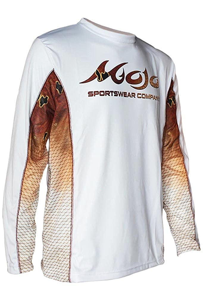 Mojo Sportswear Redfish Vented Finny