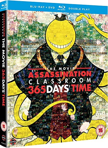 Assassination Classroom the Movie: 365 Days' Time BD Combo