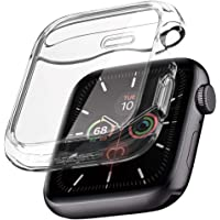Spigen Ultra Hybrid designed for Apple Watch Case / cover for 44mm Series 5 / Series 4 - Crystal Clear