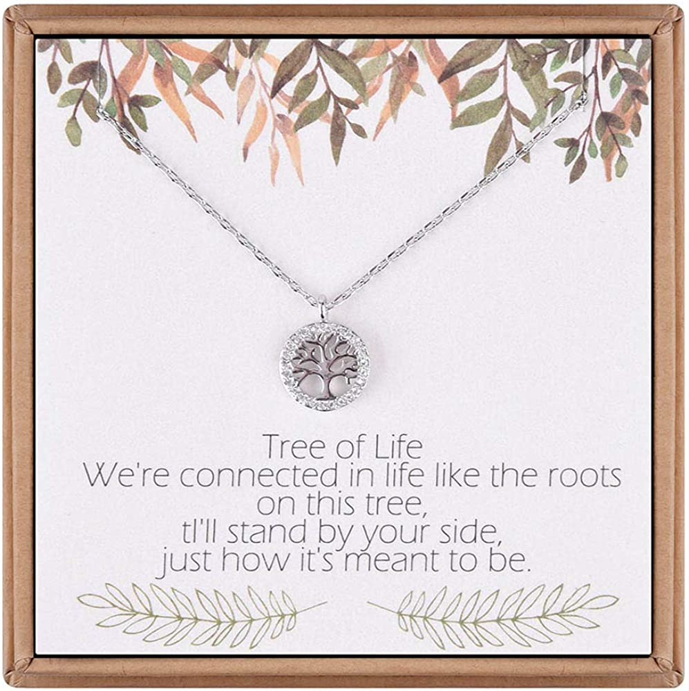 Turandoss Dainty Necklace for Women Girls 16 Gold Silver Plated Be A Pineapple Necklace Tree of Life Elephant Cactus Sweet Quotes Pineapple Necklace Best Gifts for Women Girls