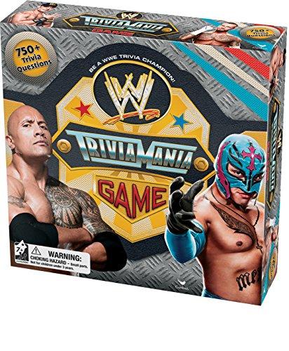 WWE Trivia Game by WWE