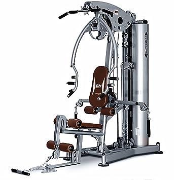 BH Fitness TT Maxima Multi Gym - 80 kg Peso Pila | Prensa de Pecho Ajustable: Amazon.es: Deportes y aire libre