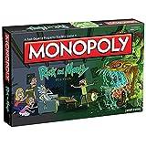 USAOPOLY Monopoly: Rick & Morty