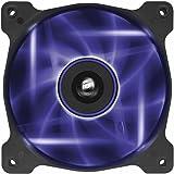 Corsair Air Series AF120 LED Quiet Edition High Airflow Fan Single Pack CO-9050015-PLED (Purple)