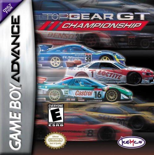 GameBoy Advance - Top Gear GT Championship: Amazon.es: Videojuegos