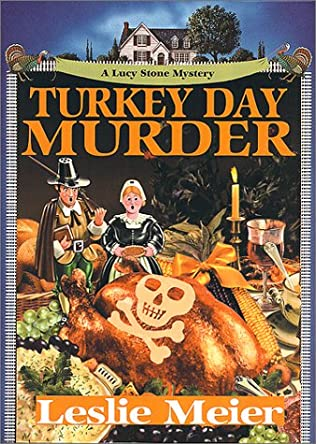 book cover of Turkey Day Murder